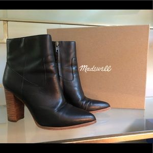 Madewell boots leather 7.5